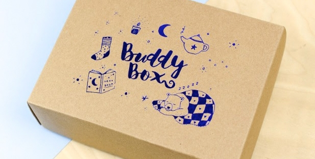 january blurt buddy box