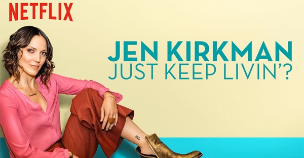 jen kirkman just keep livin