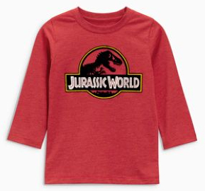 jurassic world top from next