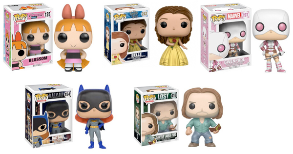 new pop vinyls