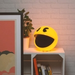pacman light from firebox
