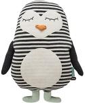 penguin cushion from oliver bonas