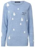 raindrop sweater from sugarhill boutique