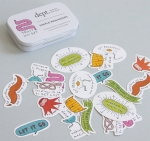 simple reminders stickers from department store for the mind