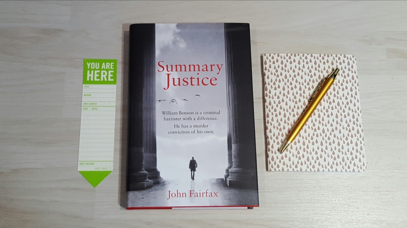 Summary Justice by John Fairfax