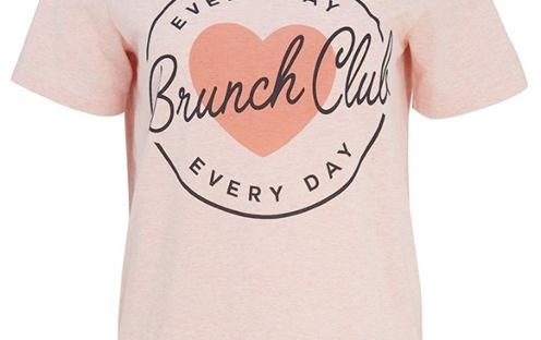 brunch club t-shirt from joanie