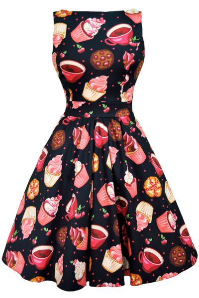 cupcake tea dress from lady v london