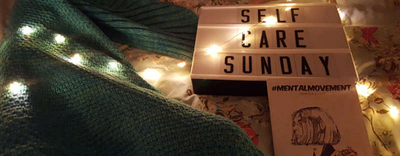 self care sunday mental movement review