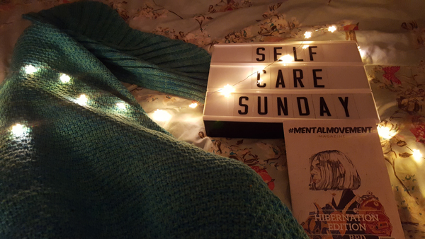 self-care sunday with mental movement