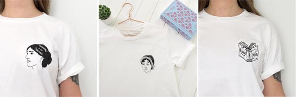 tshirts from literary emporium