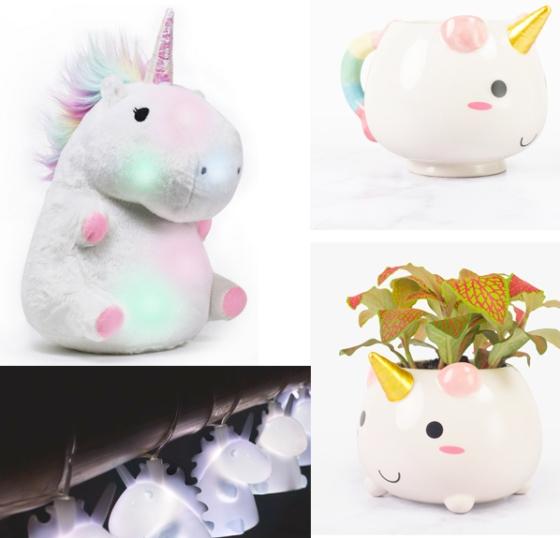 unicorns from firebox