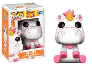 despicable me unicorn pop vinyl