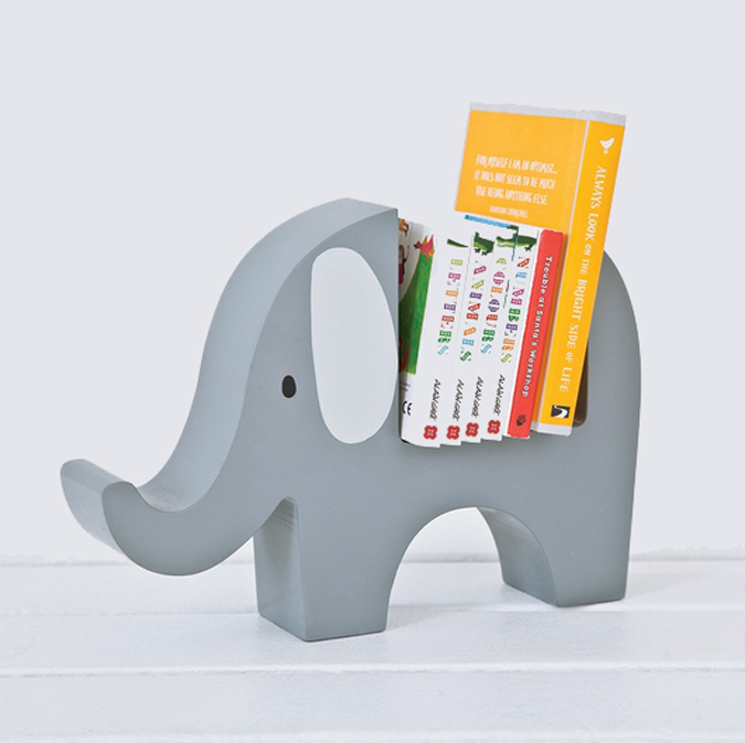 elephant book stand from jojo maman bebe