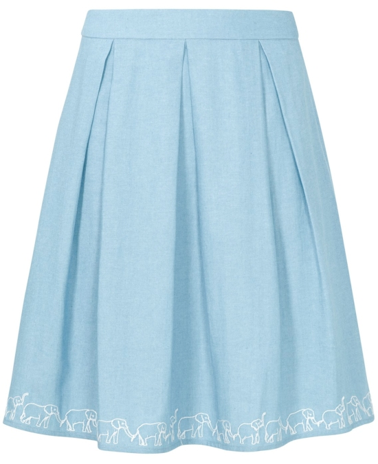 elephant skirt from sugarhill boutique