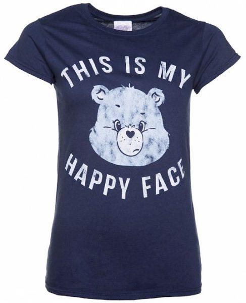 grumpy bear tshirt from truffle shuffle