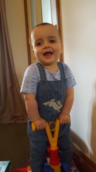 jenson 21 months