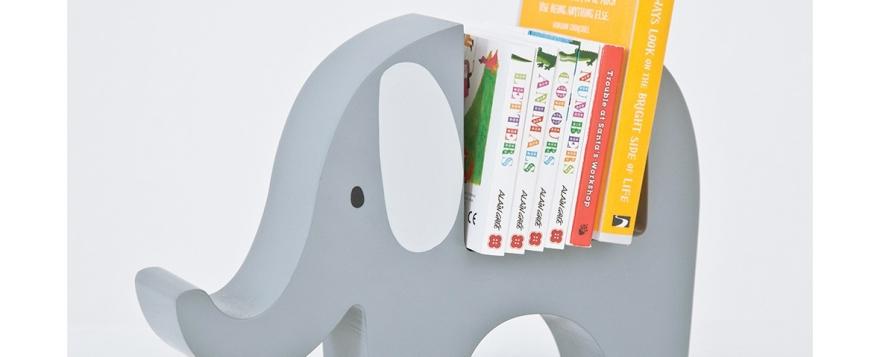 jojo maman bebe elephant bookstand
