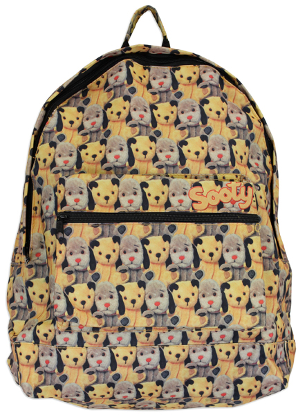 the sooty show backpack