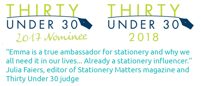 Stationery Matters Thirty Under 30