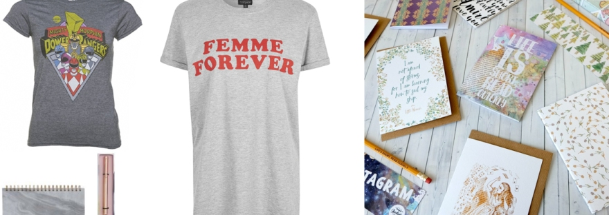 a nerdy feminist blogger's wish list