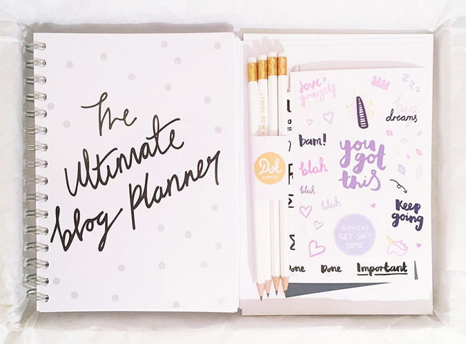 blogger essential box