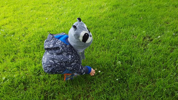 jenson in the park