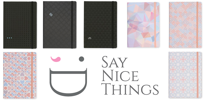 say nice things stationery giveaway