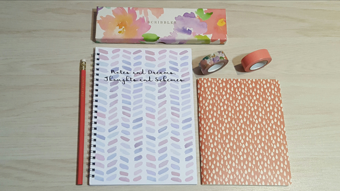 my stationery collection