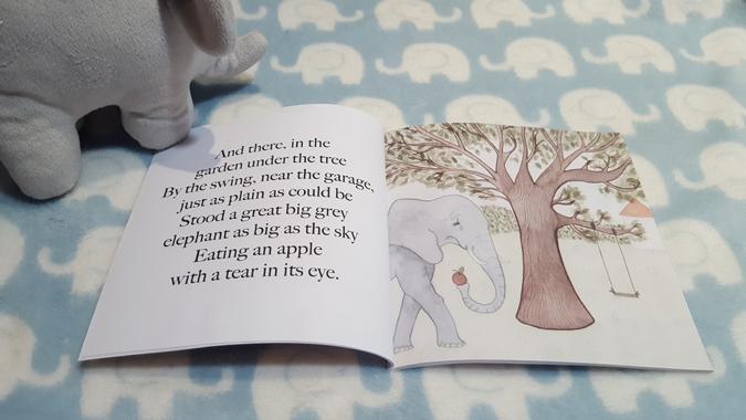 the elephant of frimley blog tour