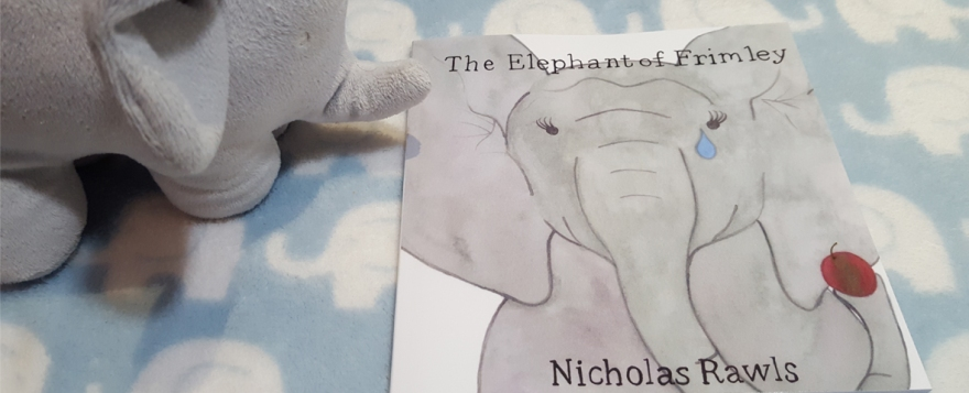 the elephant of frimley blog tour