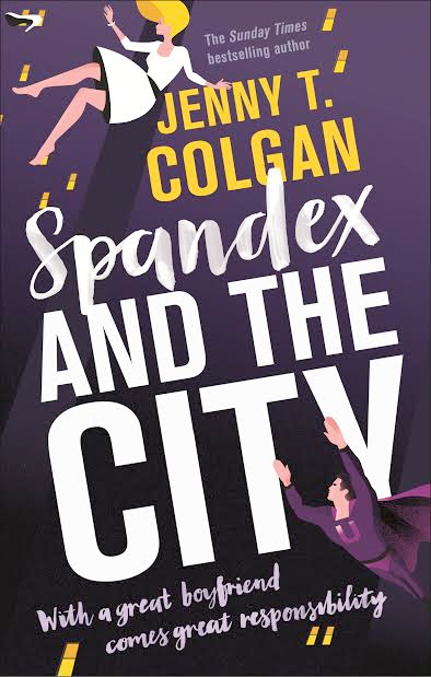 spandex and the city cover