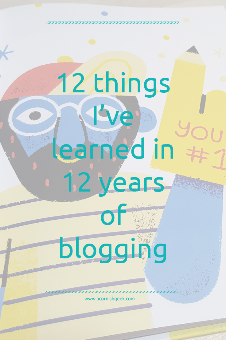 blogging inspiration and creative pep talk - pinterest