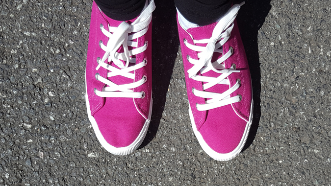 new shoes