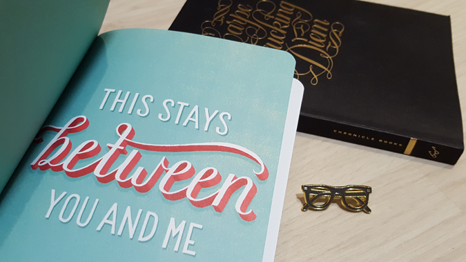 i'm over it journal from abrams + chronicle