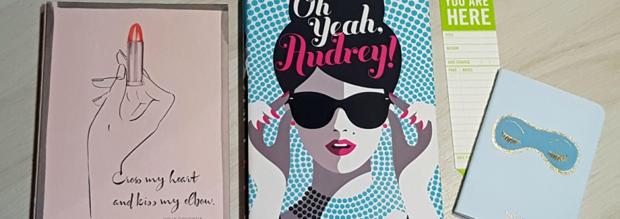 oh yeah, audrey by Tucker Shaw