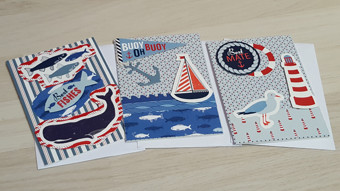 cards by pretty things blog