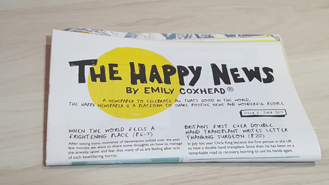 the happy news by emily coxhead