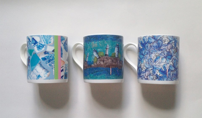 mugs by house by hazel