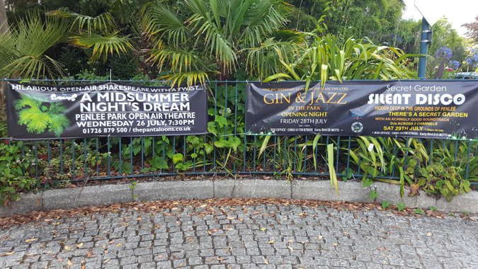 penlee park open air theatre summer 2017