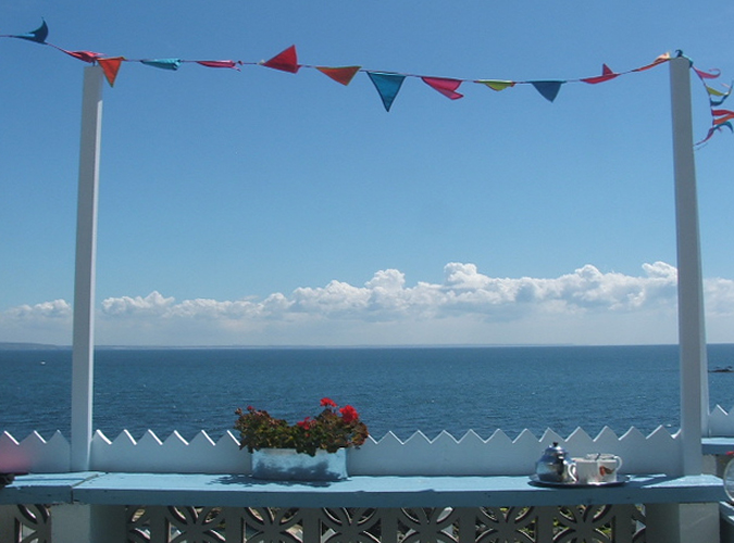 the rock pool cafe, mousehole