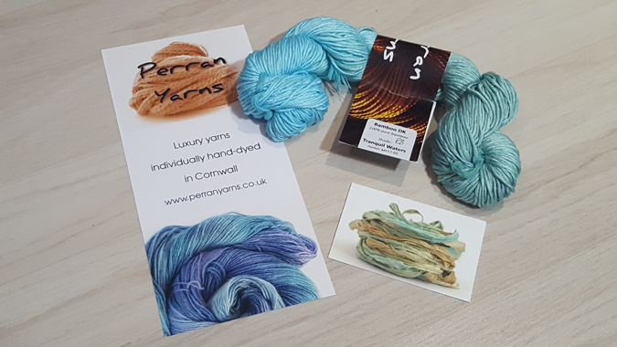 yarn from perran yarns