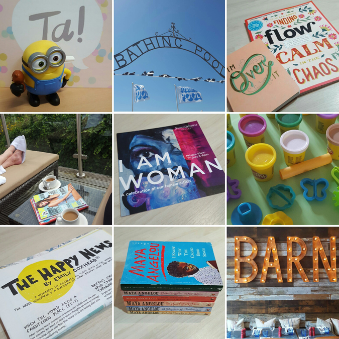 My life in photos: July 2017