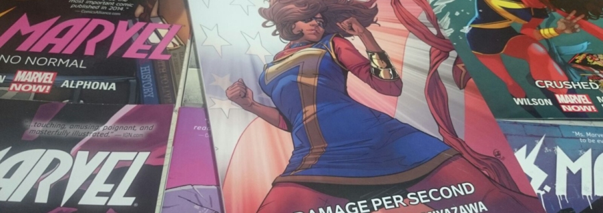 ms marvel volume 7