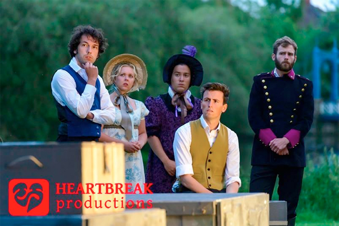 heartbreak productions northanger abbey