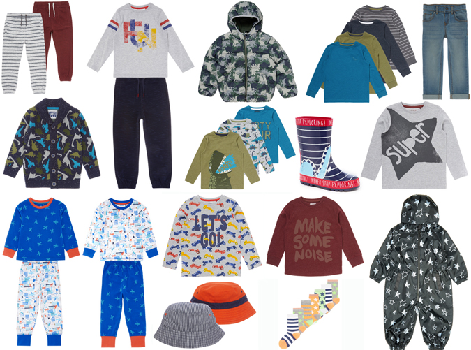 a tu clothing wish list