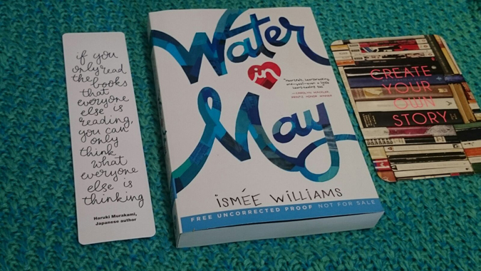 water in may by ismee williams