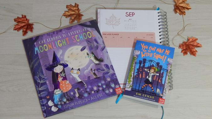 autumn halloween books from nosy crow