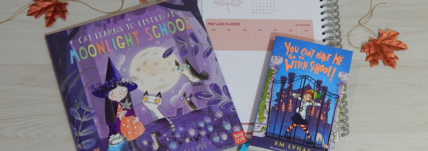 autumn halloween books from nosy crow