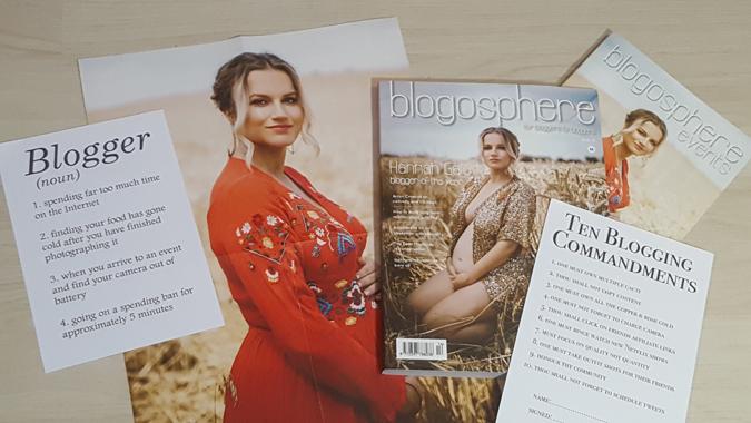 hannah gale blogosphere magazine