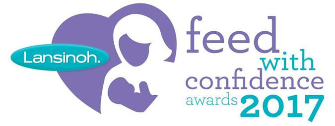 lansinoh feed with confidence awards